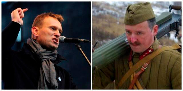 О дебатах Стрелков-Навальный